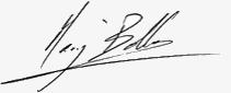 Podpis Maciej Balcerek