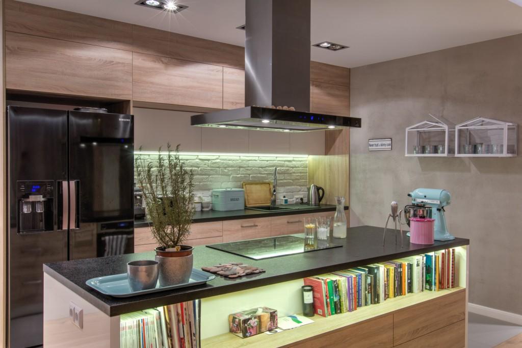 Gieysztora2-023-1024x684 Urządzanie wnętrza kuchni – elementy matowe, połyskujące, a może...?