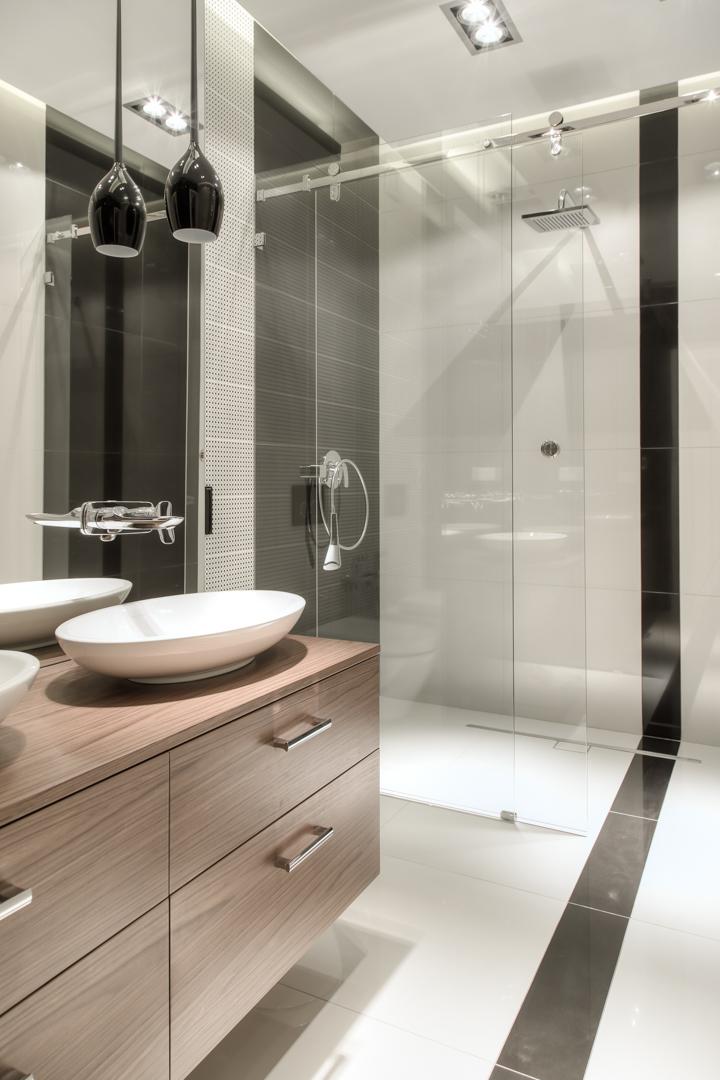 Łazienka w nowoczesnej aranżacji