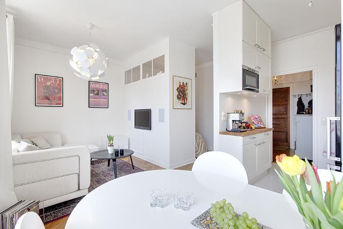 luksusowe-mieszkanie Małe mieszkanie może być komfortowe?