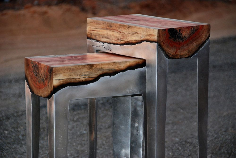 1 Wood casting furniture – co to takiego ?