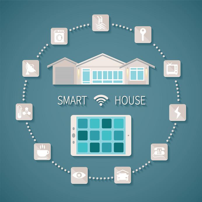 infografika domu