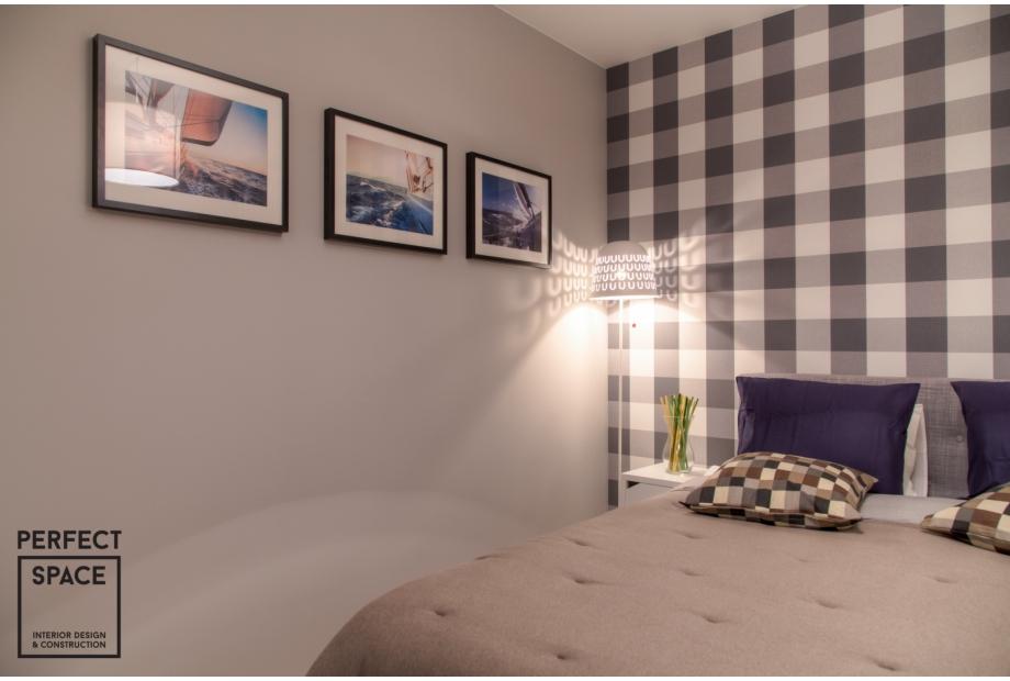 aranzacja-salonu-sciana-z-cegiel Aranżowanie mieszkania - garść porad