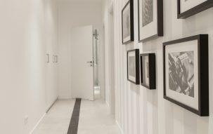 Wola<br/>135m, 4 pokoje, Penthouse 1 - Perfectspace