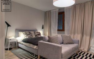 Wilanów<br/>Dom 160m, 4 pokoje, Awangarda – nasze aranżacje wnętrz 1 - Perfectspace