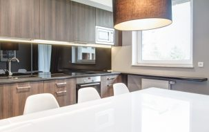 71m, 3 pokoje, Faber – nasze aranżacje wnętrz 1 - Perfectspace