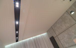 Mokotów<br/>55m, 2 pokoje, Dla młodych – nasze aranżacje wnętrz 1 - Perfectspace