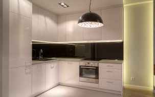 79m , 3 pokoje, Rodzinne – nasze aranżacje wnętrz 1 - Perfectspace