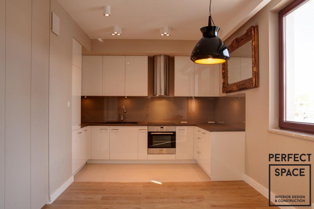 Okap w kuchni