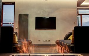 130m klasy i elegancji <br> Żoliborz – nasze aranżacje wnętrz 1 - Perfectspace