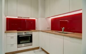 Czerwony akcent 39m, Warszawa 1 - Perfectspace