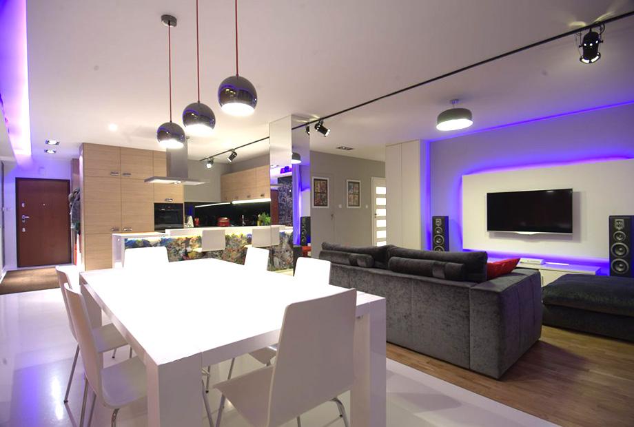Perfect-Space-Strefa-dzienna-wnętrza-mieszkania-loft-1024x683 Urządzanie wnętrza mieszkania z myślą o strefie dziennej