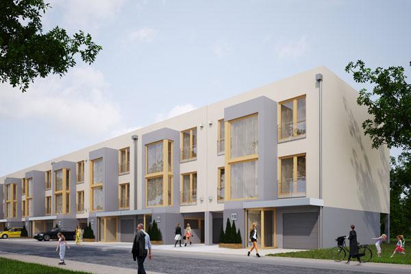 Perfect-Space-Nowe-inwestycje-deweloperskie-w-Warszawie-dzielnica-Wawer-Osiedle-Oliwa Nowe inwestycje deweloperskie w Warszawie: Wawer