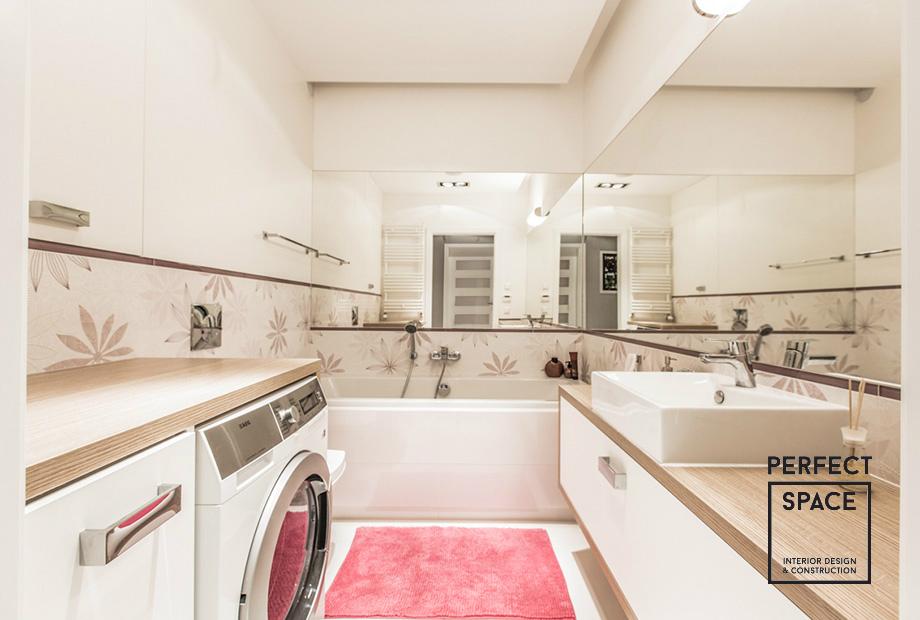 Kolor-różowy-w-aranżacji-wnętrza-łazienki-warszawa Róż w aranżacji wnętrz. Ofiara stereotypów?