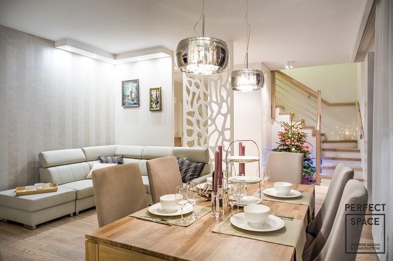 2-poziomowe mieszkanie
