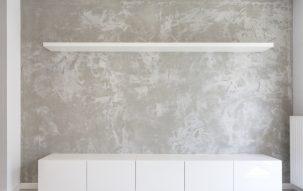 Singlowe klimaty, czyli beton, cegła i biel 1 - Perfectspace
