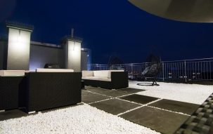 Roof Terrace 1 - Perfectspace