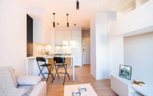 Mieszkanko dla dwojga 1 - Perfectspace