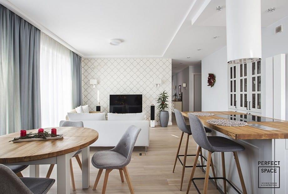 Salony-z-otwarta-kuchnia-nie-szybko-znikna-z-naszych-domow Trendy mieszkaniowe: co ostatnio cieszy się popularnością w  aranżacji wnętrz?